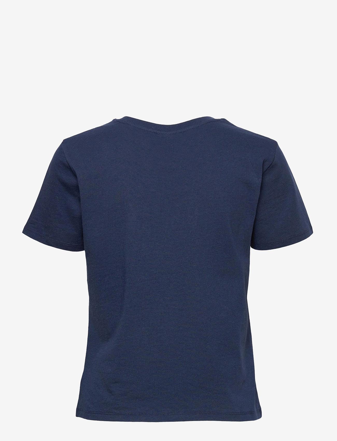Tommy Jeans - TJW REGULAR TIMELESS BOX TEE - t-shirts - twilight navy - 1