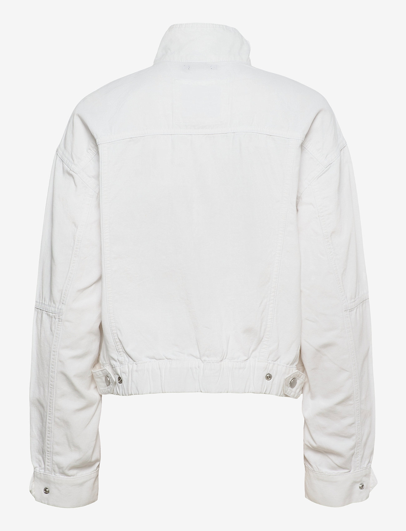 Tommy Jeans - TJW CROP UTILITY JACKET - utility-jakker - white - 1