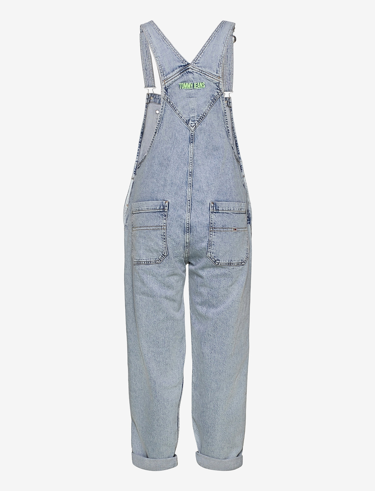Tommy Jeans - DENIM DUNGAREE TJLLBC - jumpsuits - leon lb com - 1