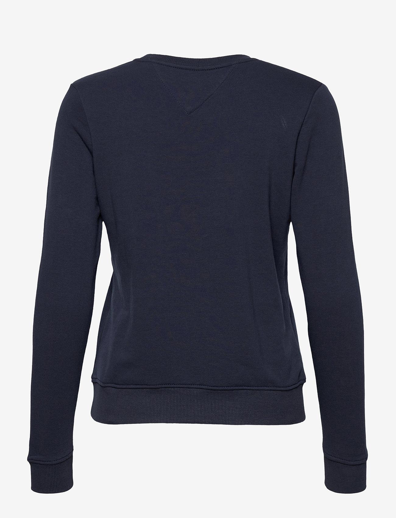 Tommy Jeans - TJW REGULAR ESSENTIAL LOGO - sweatshirts & hoodies - twilight navy - 1