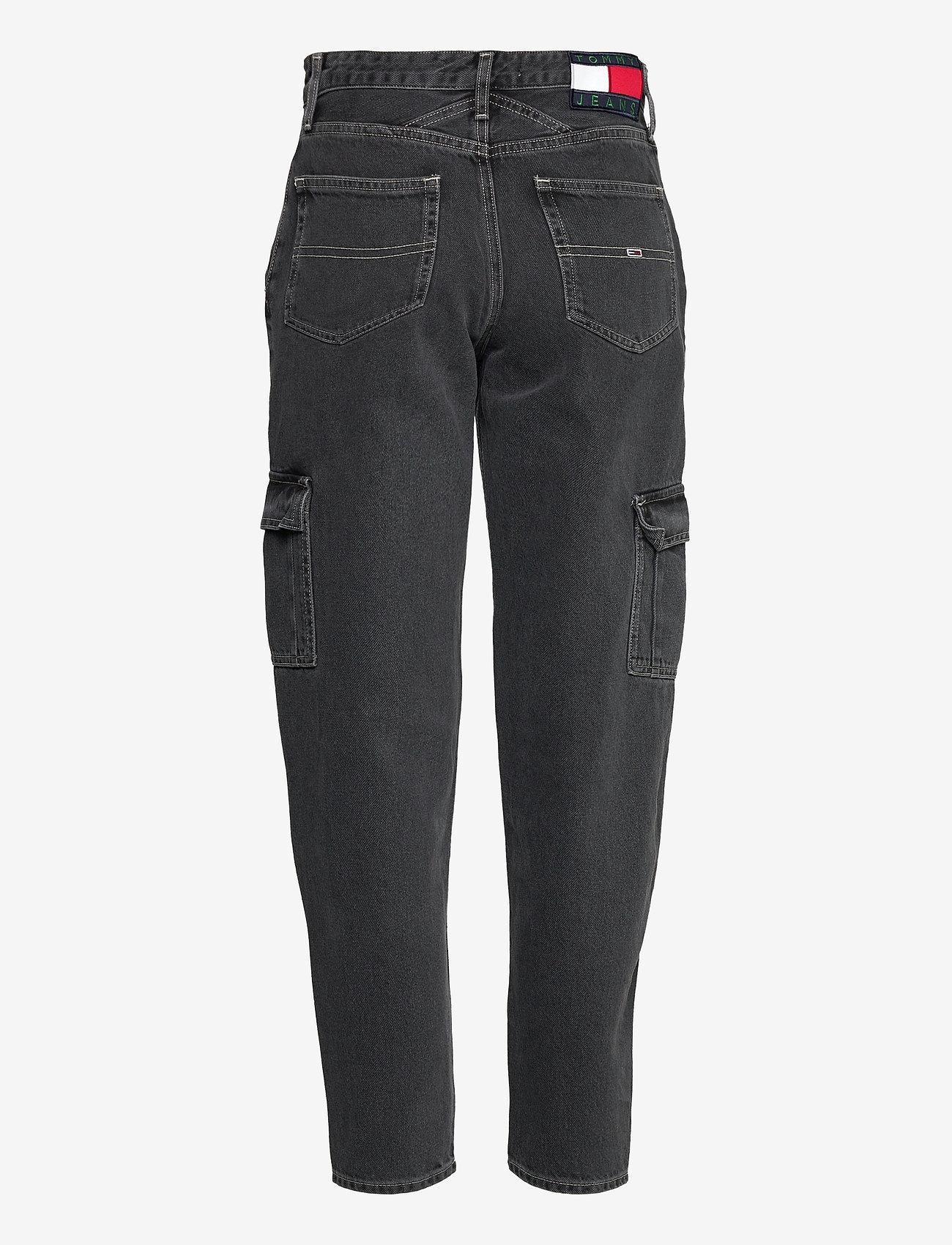 Tommy Jeans - MOM JEAN CARGO SVBKR - mom jeans - save ps bk rig - 1