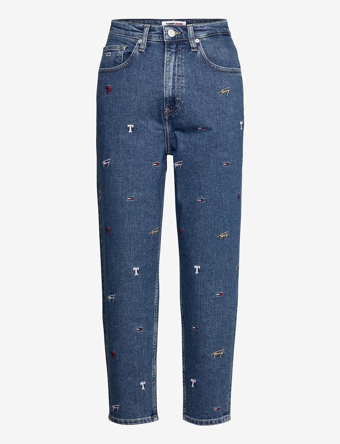 Tommy Jeans - MOM JEAN HR TPRD CRLBC - mom-jeans - critter lb com - 0