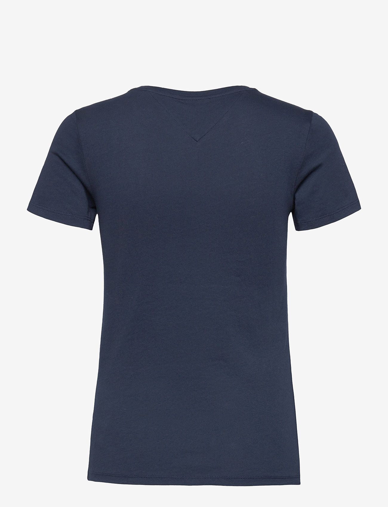Tommy Jeans - TJW LINEAR LOGO TEE - t-shirts - twilight navy - 1