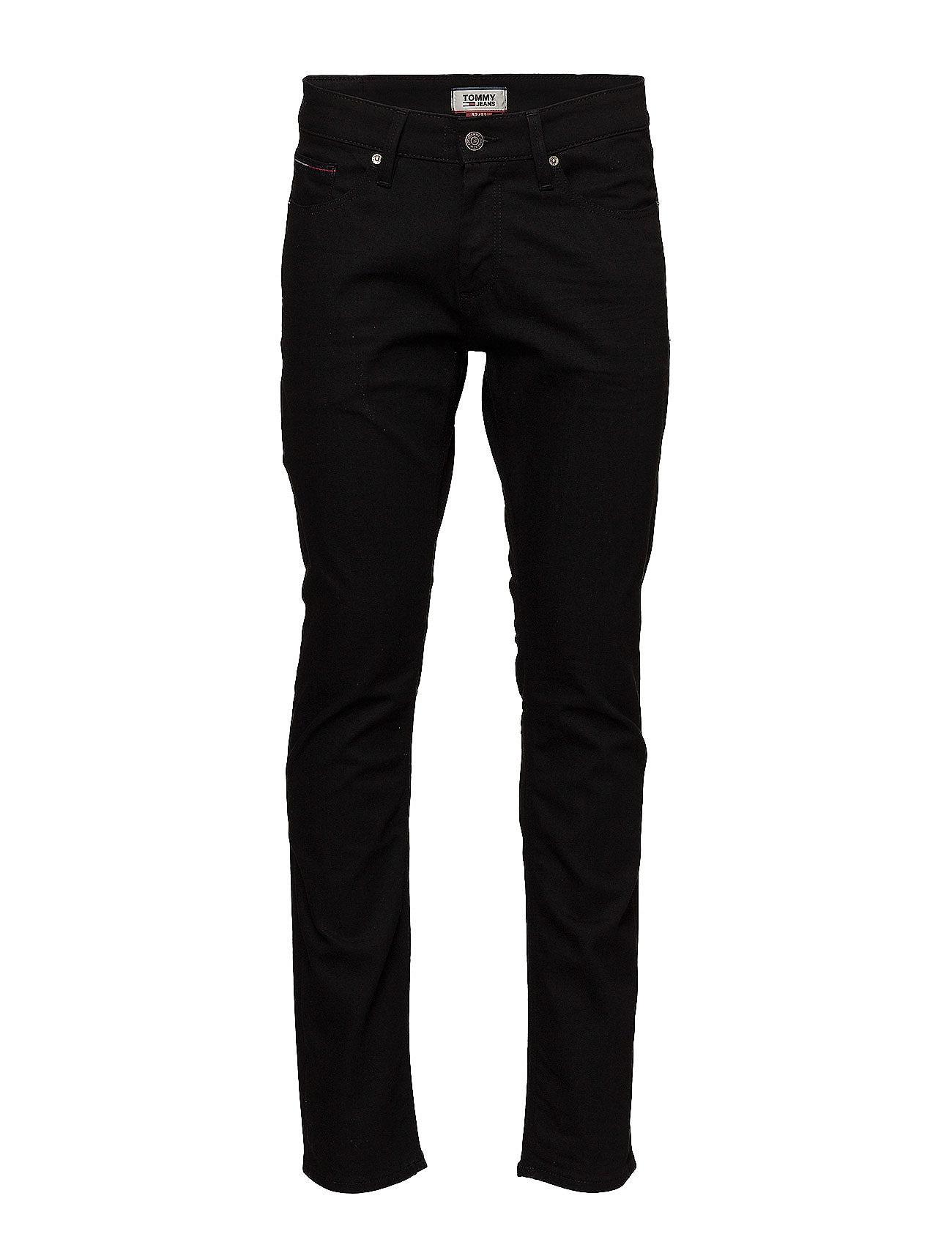 Tommy Jeans SLIM SCANTON BLCO, 0 - BLACK COMFORT