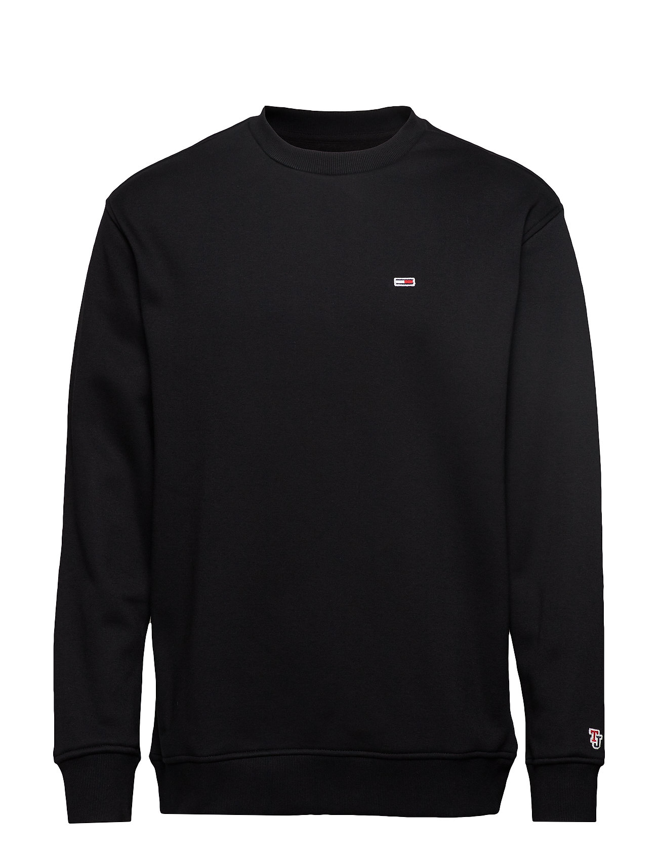 Tommy Jeans TJM TOMMY CLASSICS CREW - TOMMY BLACK