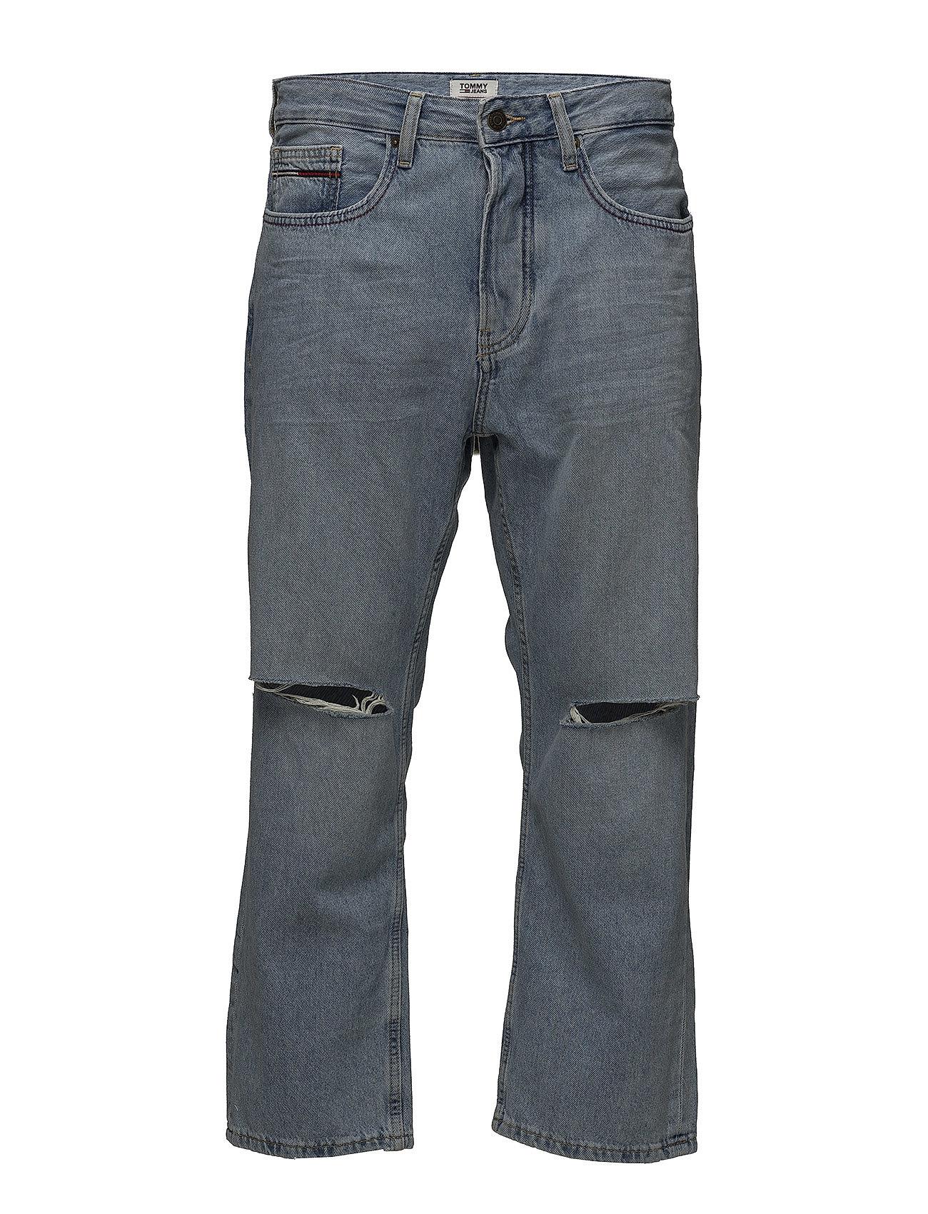 Tommy Jeans RELAXED BAGGY TJ 1951 MALBRI - MASON LIGHT BLUE RIGID
