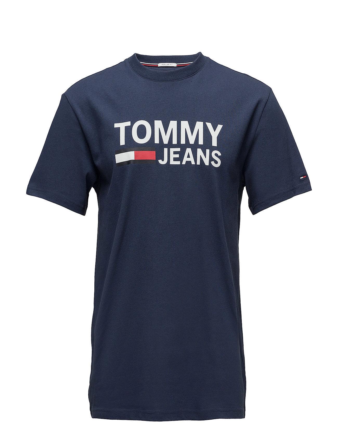 Tommy Jeans TJM TOMMY CLASSICS L - BLACK IRIS