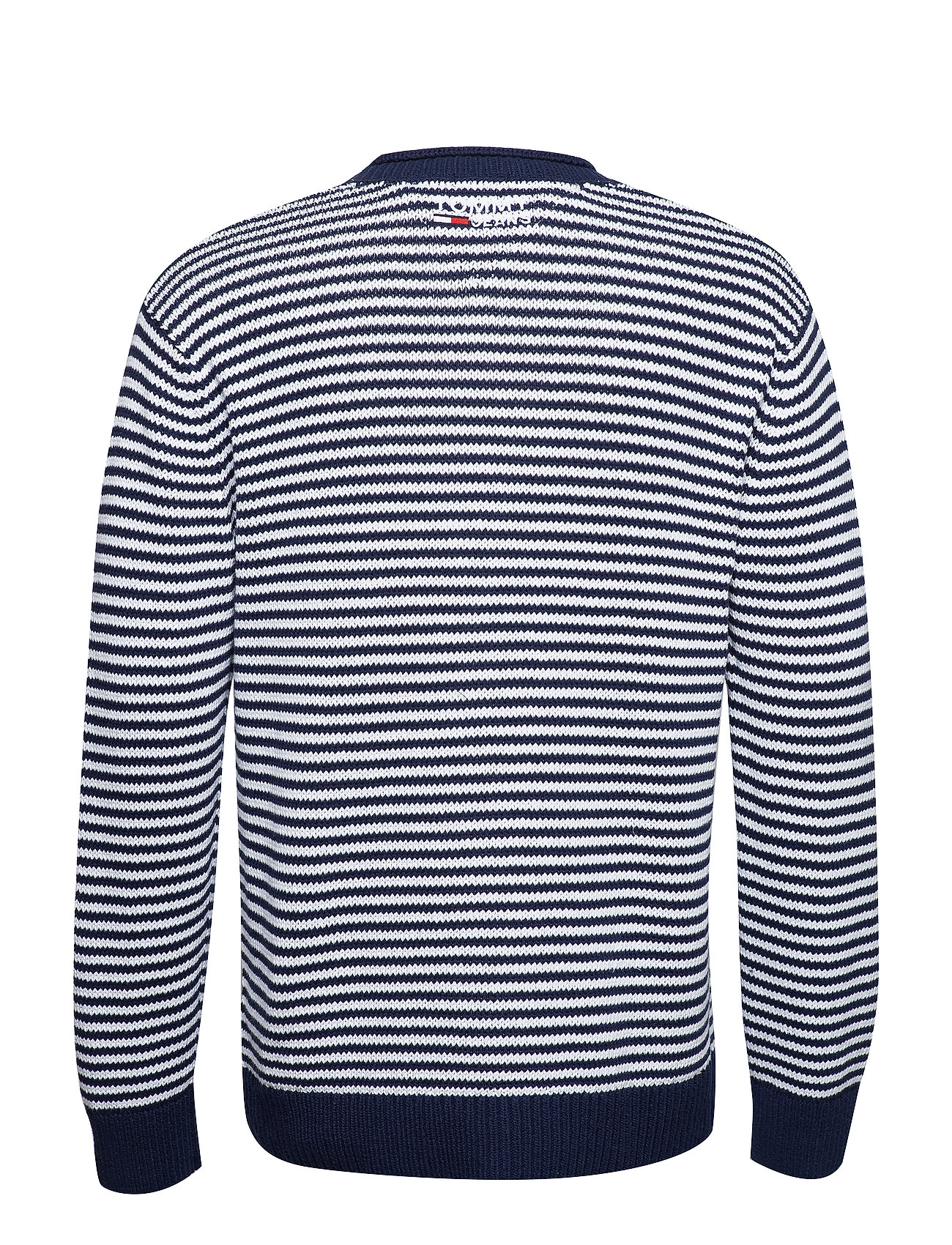 Fine IrisClassic Sweablack Jeans Tjm WhiteTommy Stripe P8Xn0wNOk