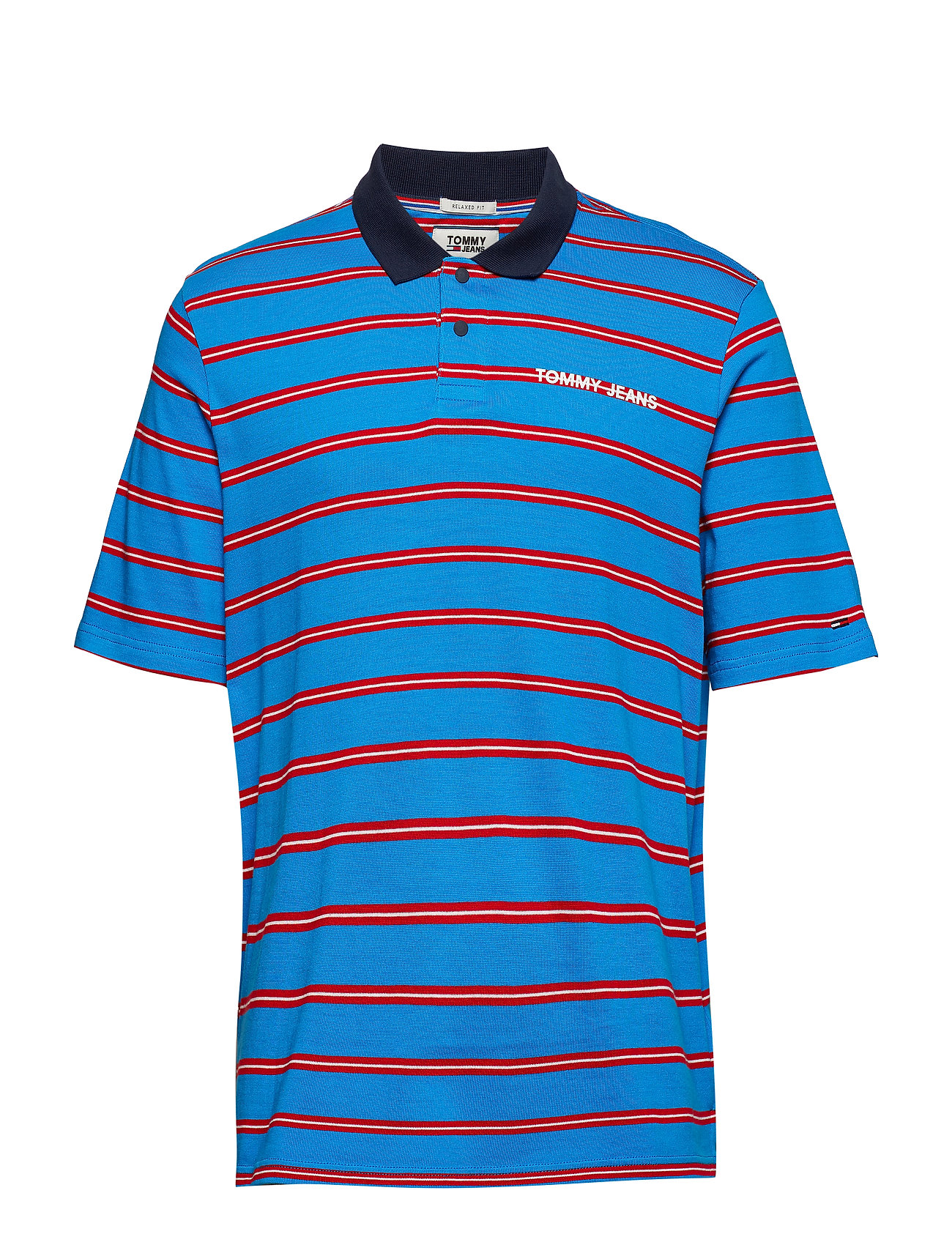 Polbrilliant Multi Stripe BlueMultiTommy Tjm Jeans mNyw8n0vO