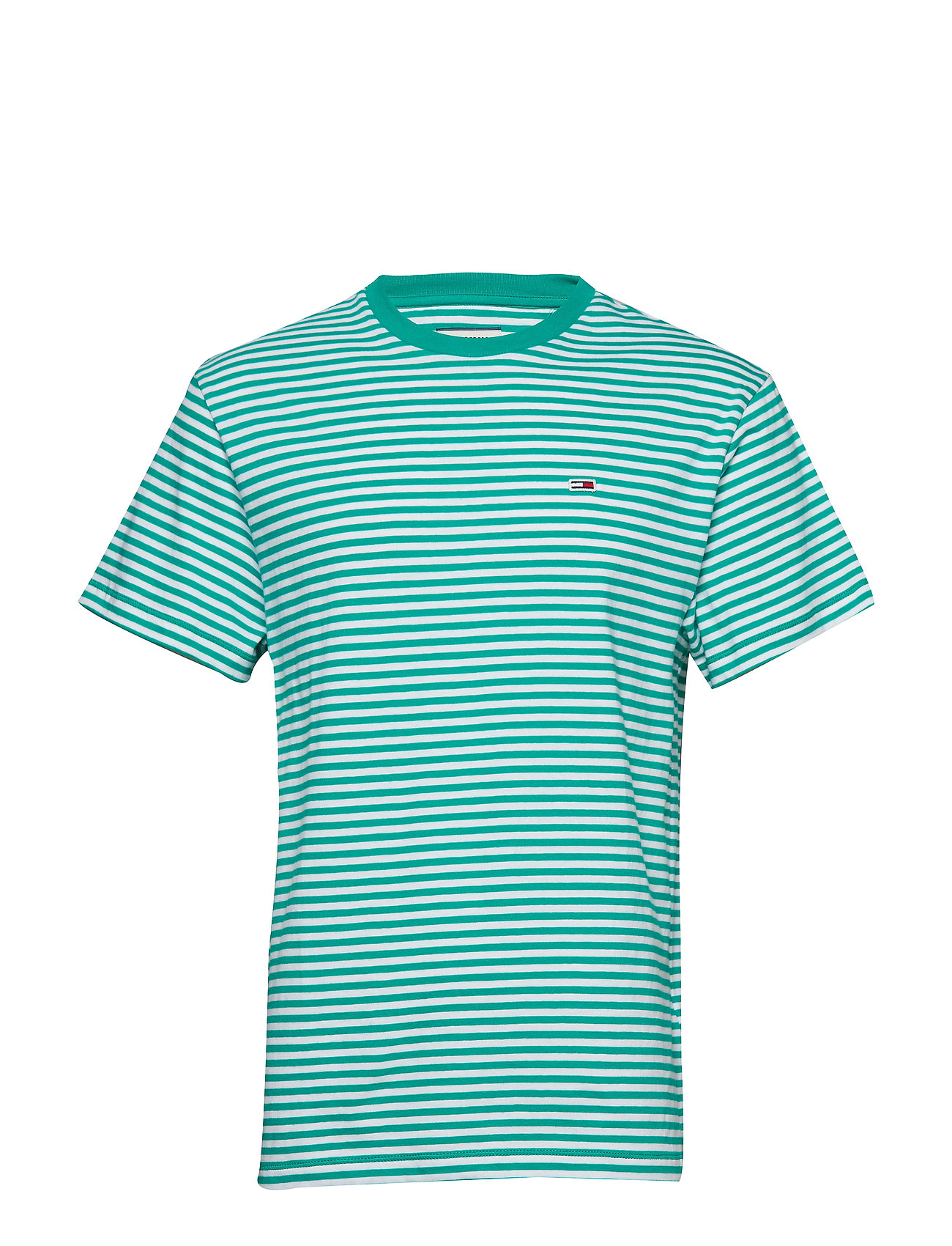 Tommy Jeans TJM TOMMY CLASSICS S - DYNASTY GREEN / CLASSIC WHITE