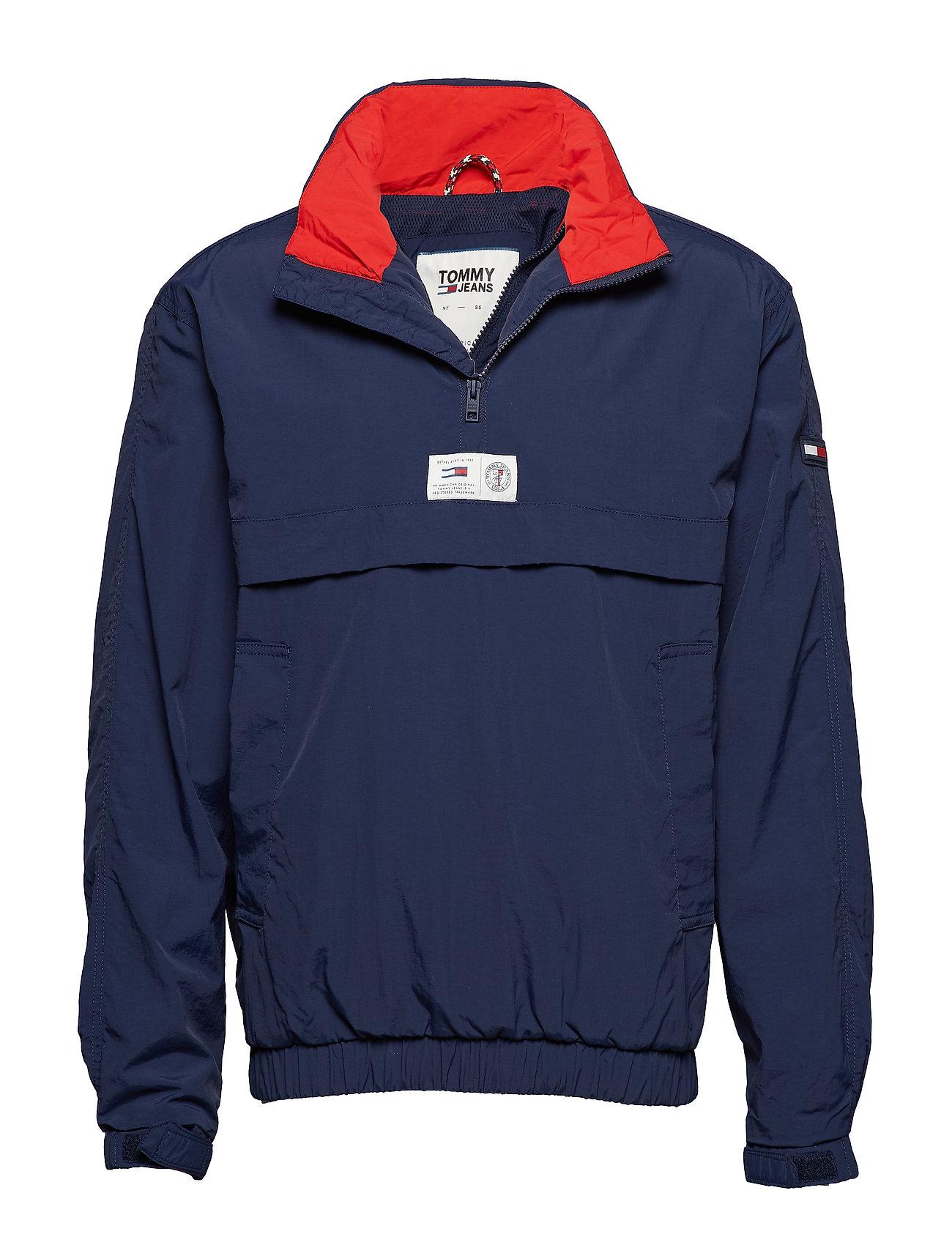 6eb9ea999 Tjm Popover Jacket (Black Iris) (149 €) - Tommy Jeans - | Boozt.com