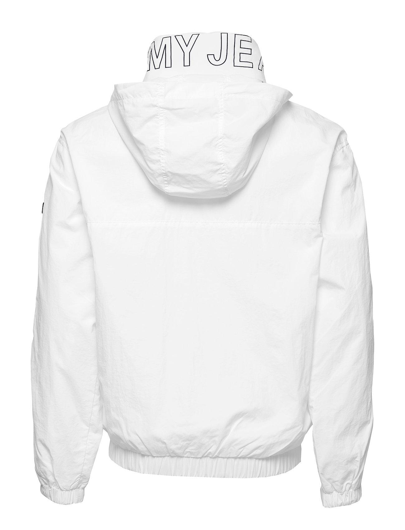Tjm WhiteTommy Popover Jacketclassic Jeans WhiteTommy Popover Jacketclassic Tjm Jeans vmNn0O8w
