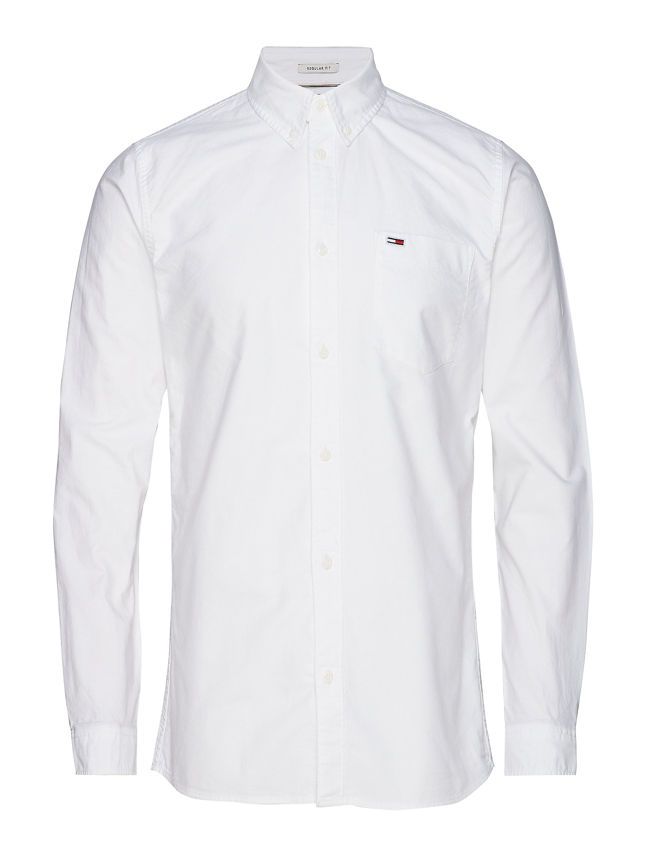 Tommy Jeans TJM CLASSICS OXFORD SHIRT - CLASSIC WHITE
