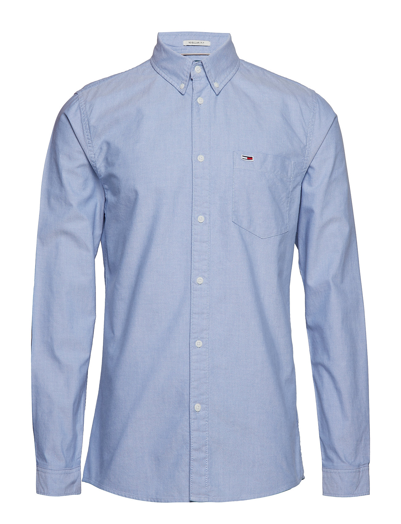 Tommy Jeans TJM CLASSICS OXFORD SHIRT - LIGHT BLUE
