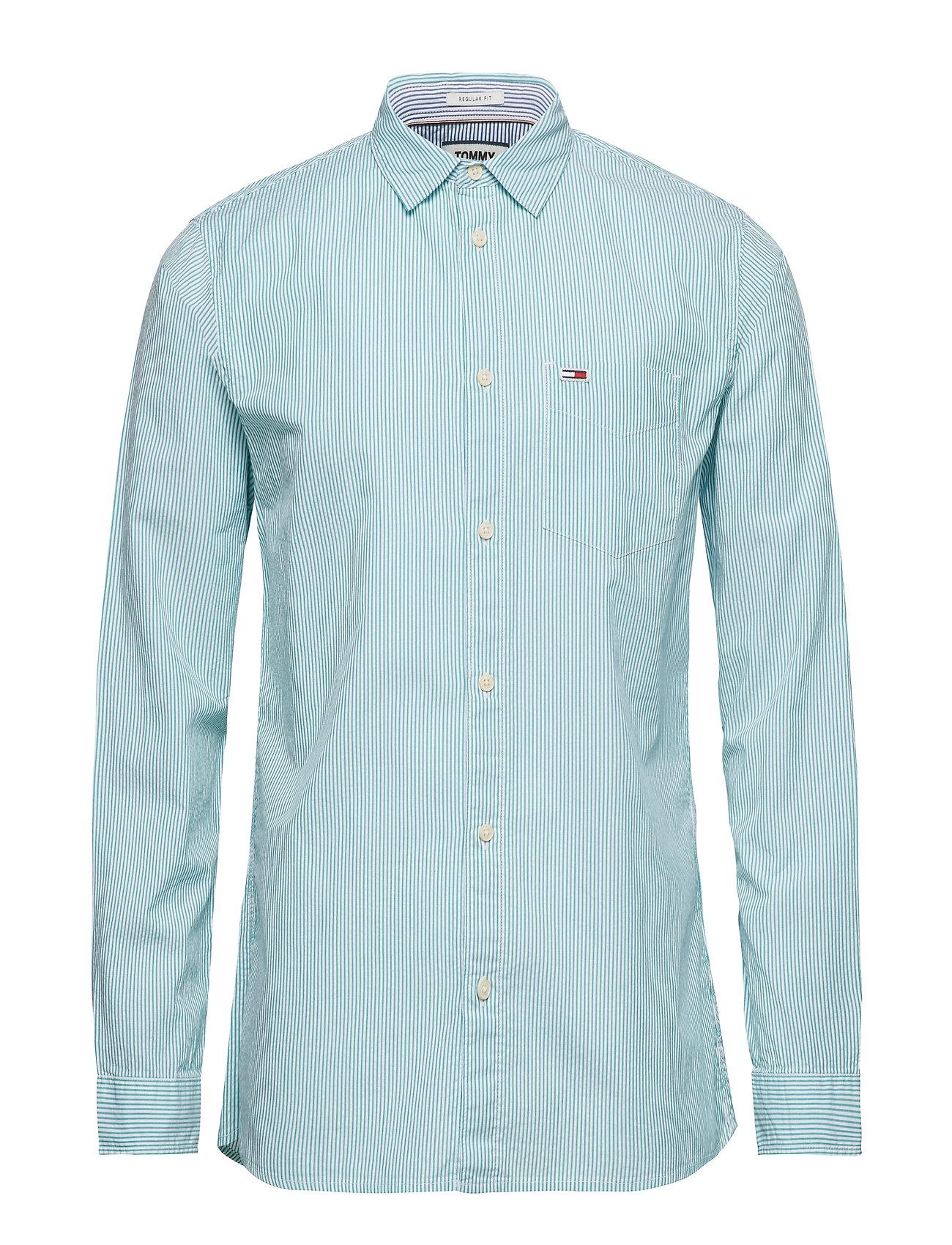 c8b03161 Tommy Hilfiger casual skjorter – Tjm Seersucker Shirt til herre i ...