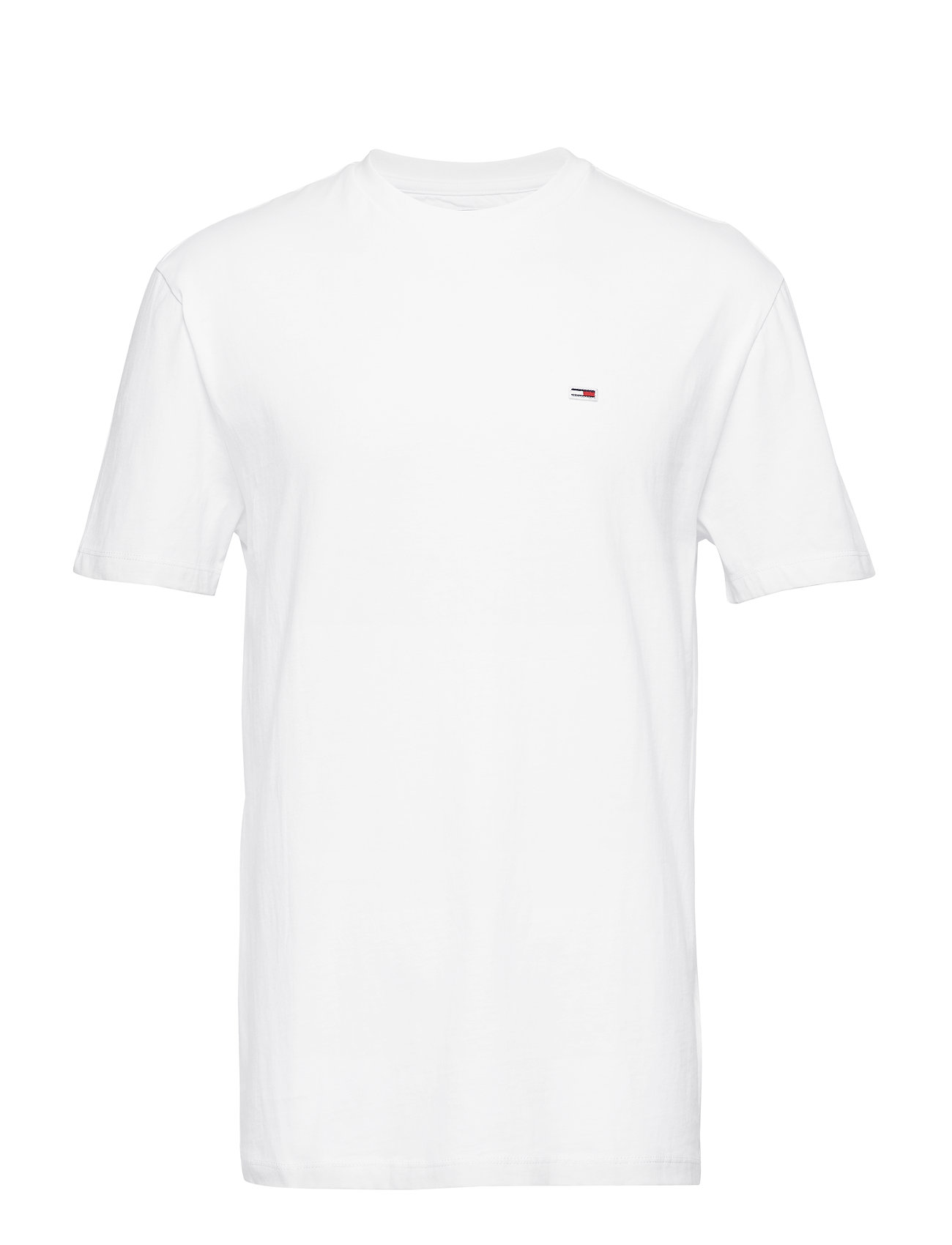 Tommy Jeans TJM TOMMY CLASSICS TEE - CLASSIC WHITE