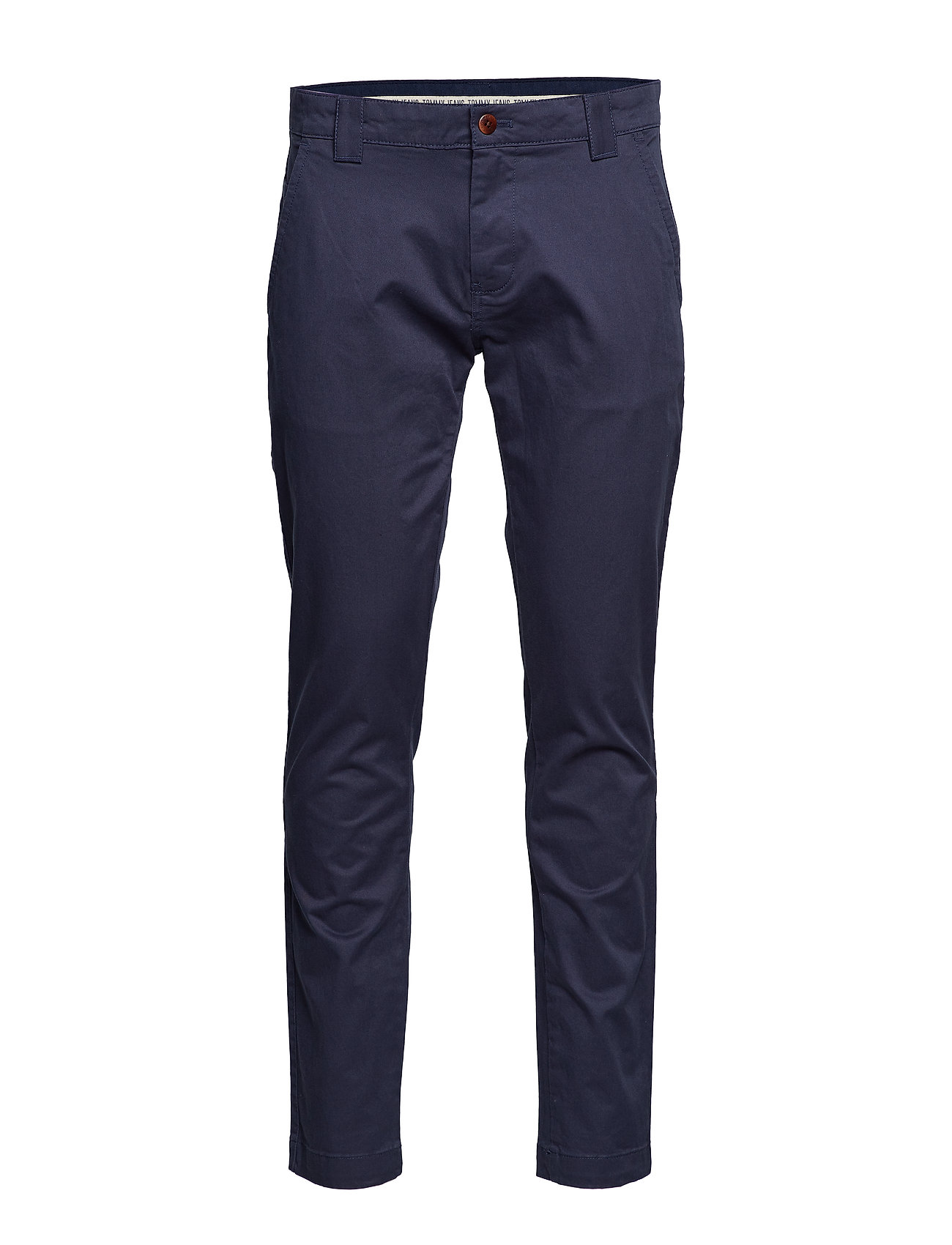 Tommy Jeans TJM SCANTON CHINO PANT - BLACK IRIS