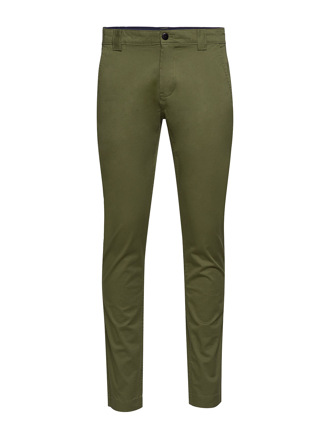 Tommy Jeans TJM SCANTON CHINO PANT - CYPRESS