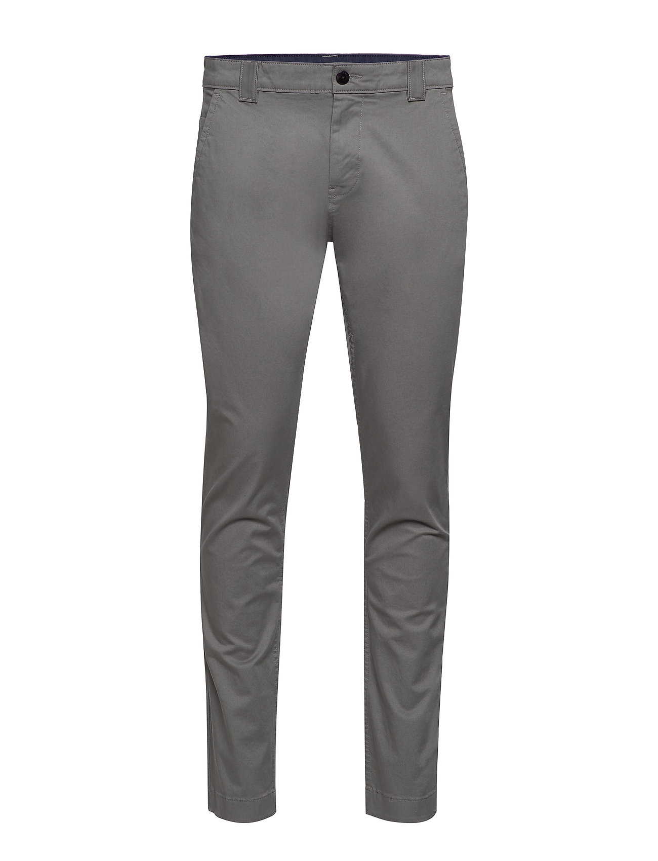 Tommy Jeans TJM SCANTON CHINO PANT - PEWTER