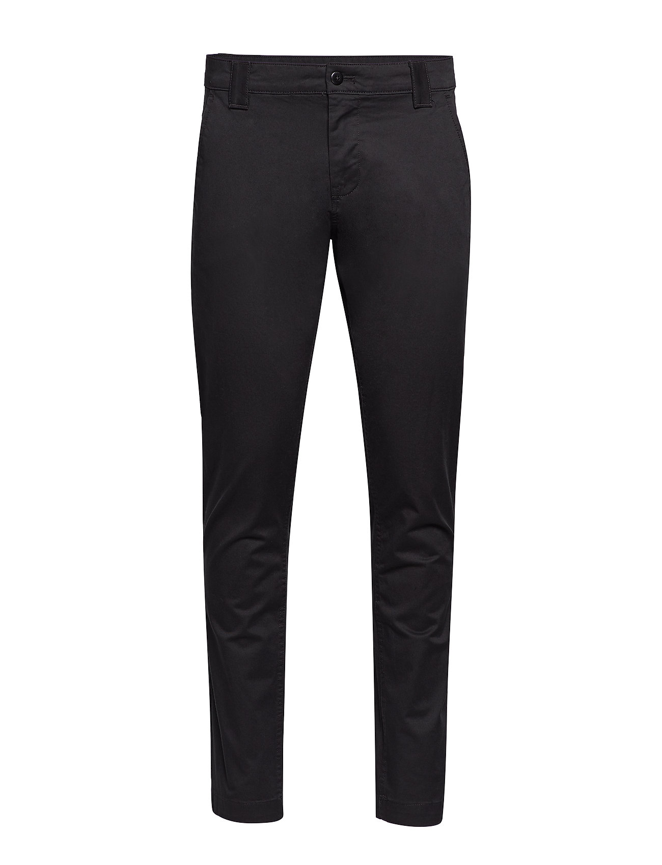 Tommy Jeans TJM SCANTON CHINO PANT - TOMMY BLACK