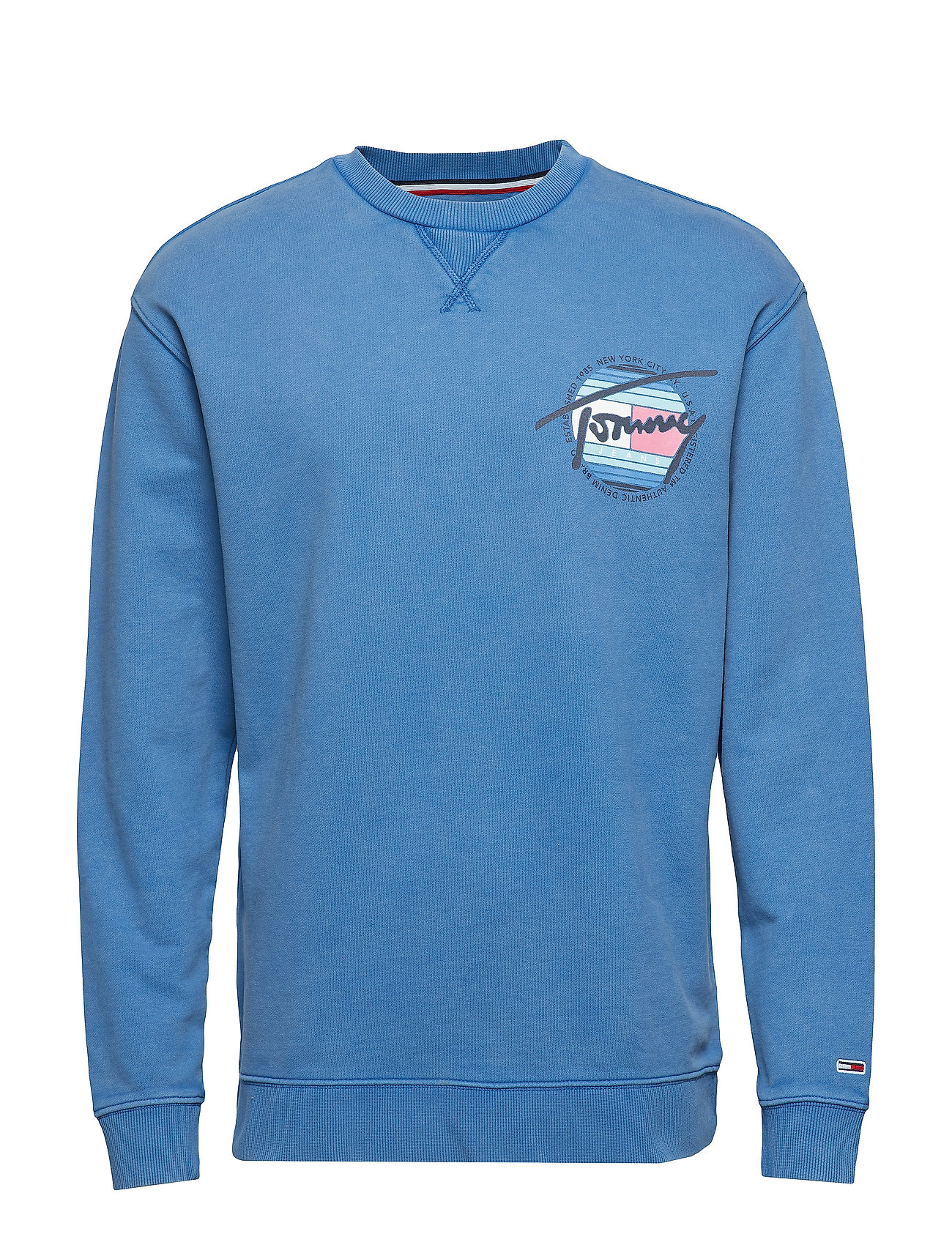 Tommy Jeans TJM LIGHT WASHED CRE - FEDERAL BLUE