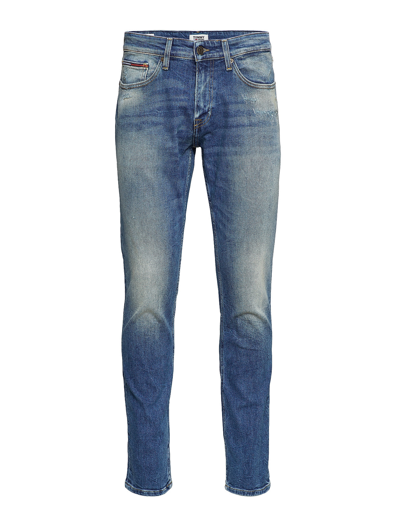Tommy Jeans SCANTON HERITAGE SLM - SALLE MID BL COM DST