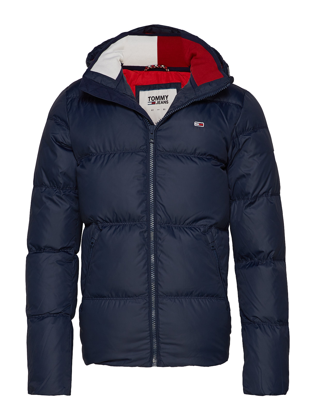 Tommy Jeans TJM ESSENTIAL DOWN JACKET - BLACK IRIS