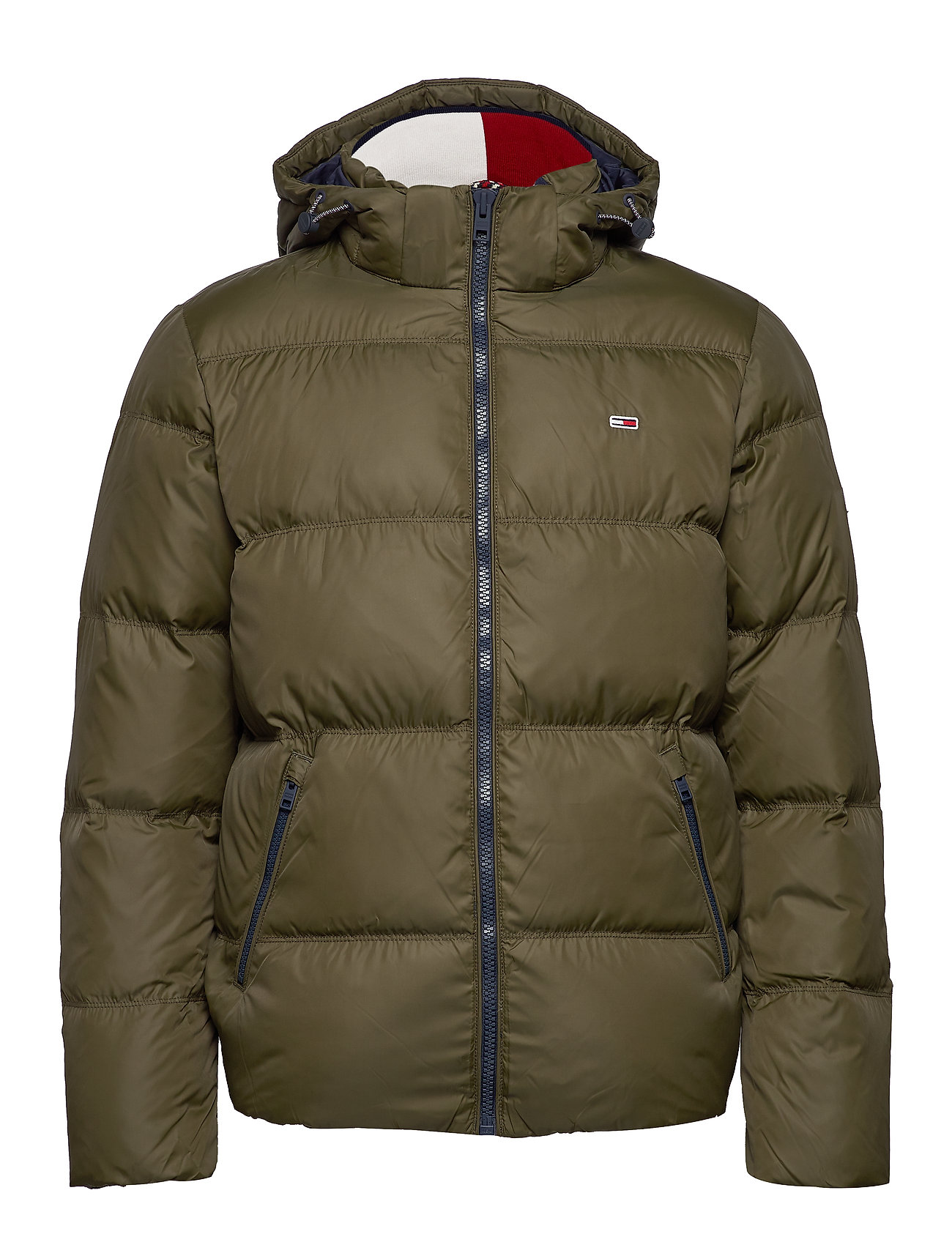 Tommy Jeans TJM ESSENTIAL DOWN JACKET - FOREST NIGHT