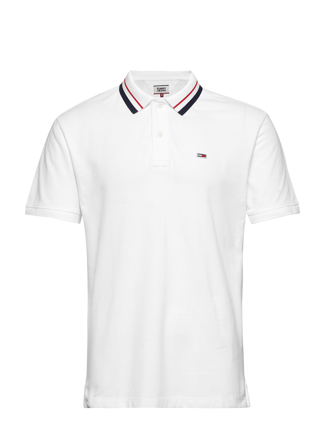 Tommy Jeans TJM CLASSICS TIPPED - CLASSIC WHITE