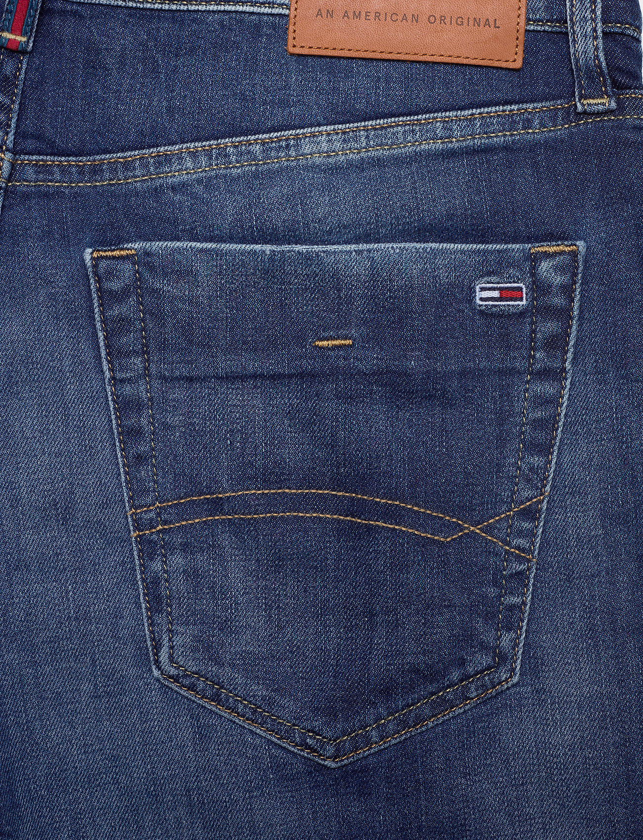 Tommy Jeans Scanton Slim Crbnm - Corbin Mid Bl Str