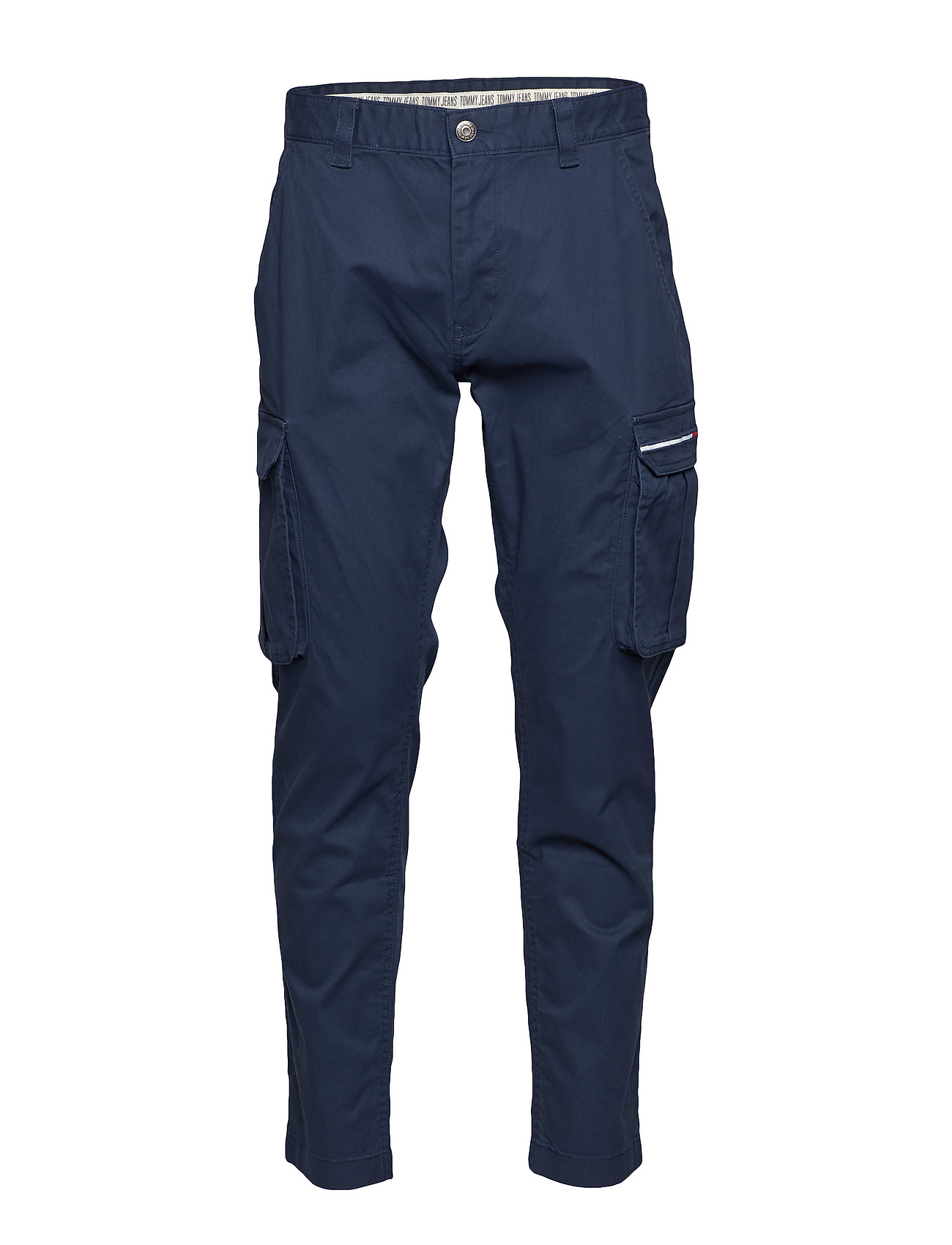 Image of Tjm Cargo Dobby Pant Trousers Cargo Pants Blå Tommy Jeans (3309076309)