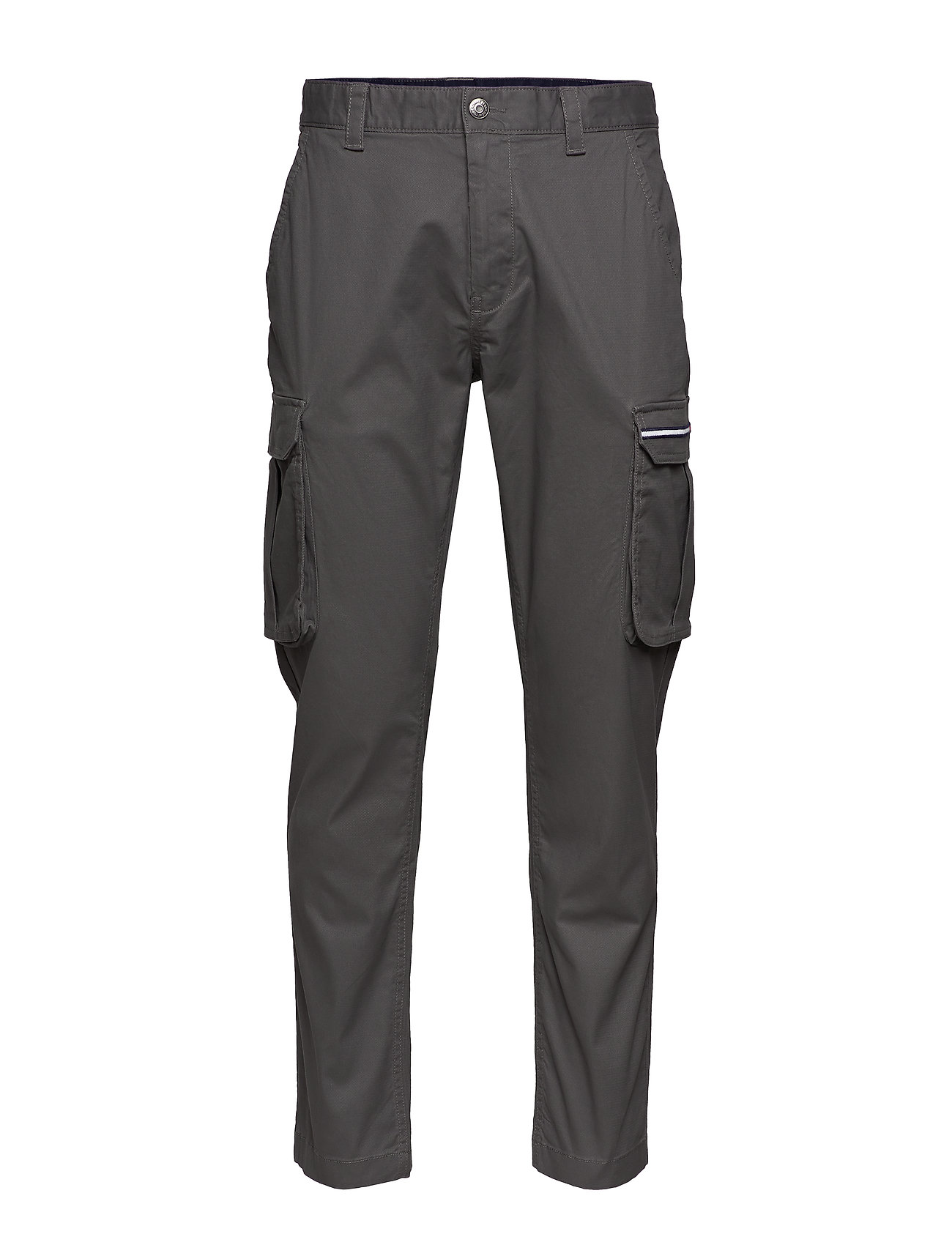 Image of Tjm Cargo Dobby Pant Trousers Cargo Pants Grå Tommy Jeans (3307691739)