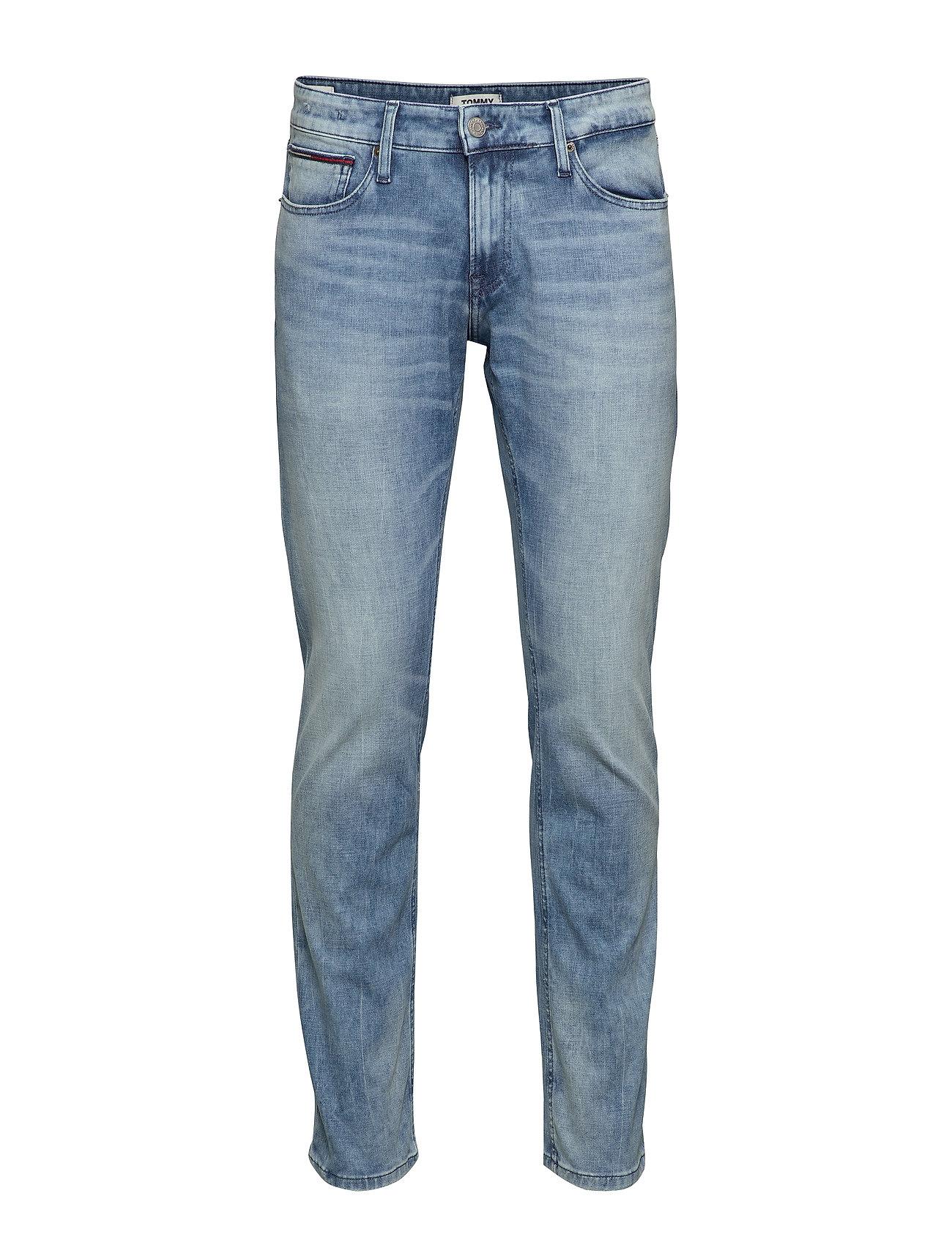 Tommy Jeans SCANTON SLIM DYCRL - DYNAMIC CROSS LT STR