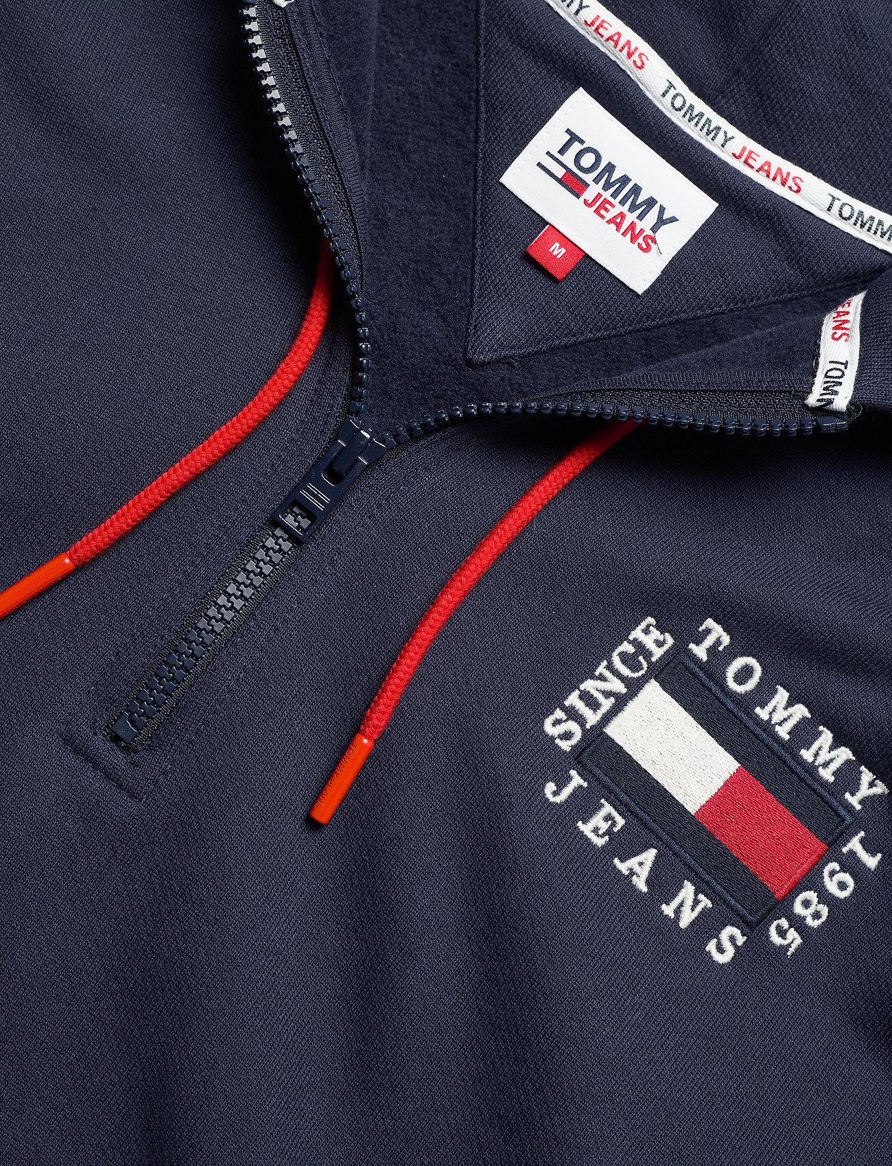 Tommy Jeans - TJM HALF ZIP HOODIE - sweats à capuche - twilight navy - 2