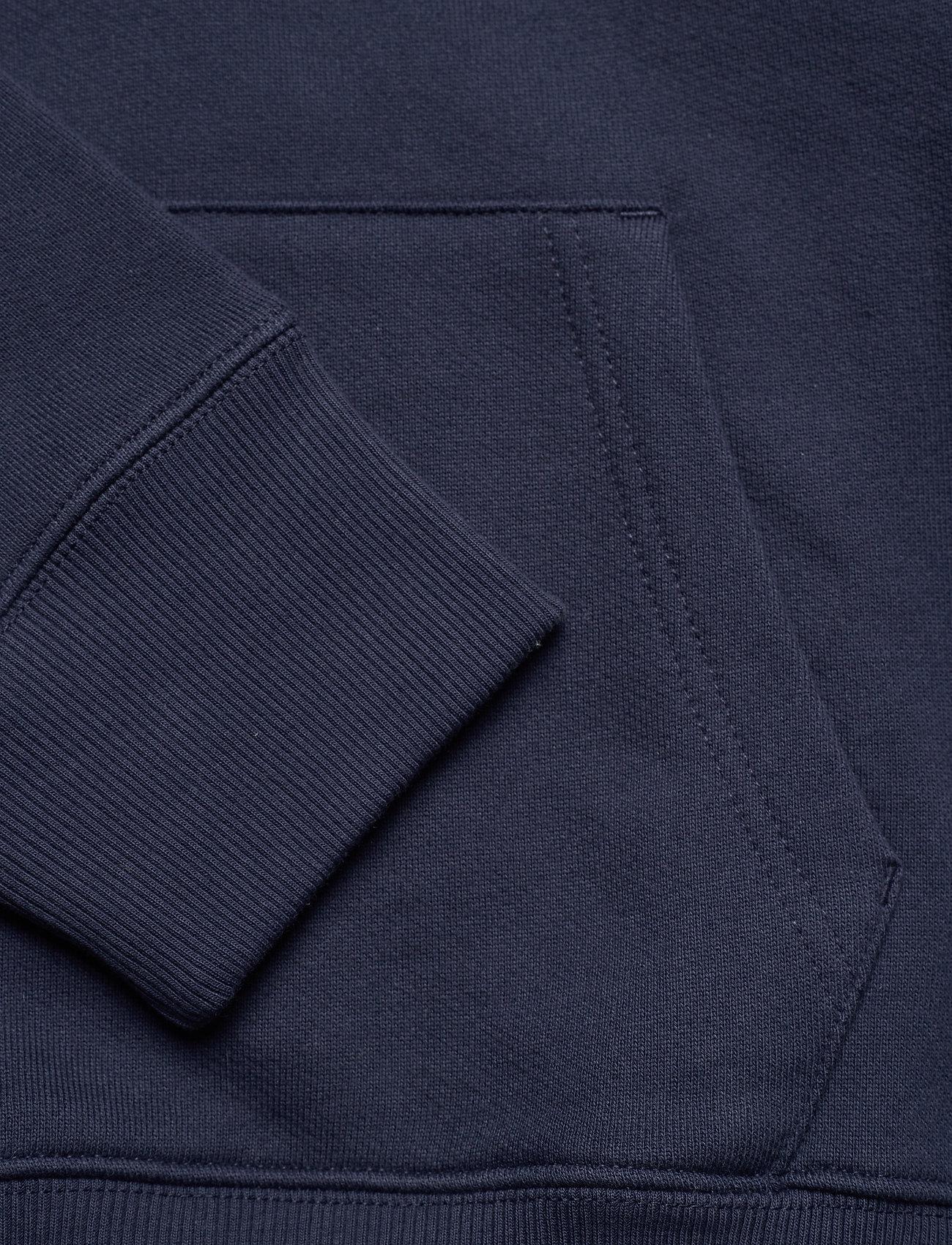 Tommy Jeans - TJM HALF ZIP HOODIE - sweats à capuche - twilight navy - 3