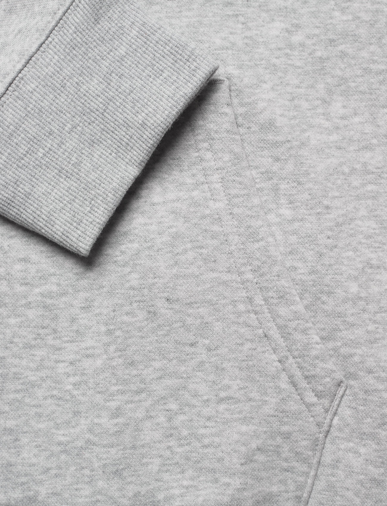 Tommy Jeans - TJM REGULAR FLEECE ZIP HOODIE - hoodies - lt grey htr - 3