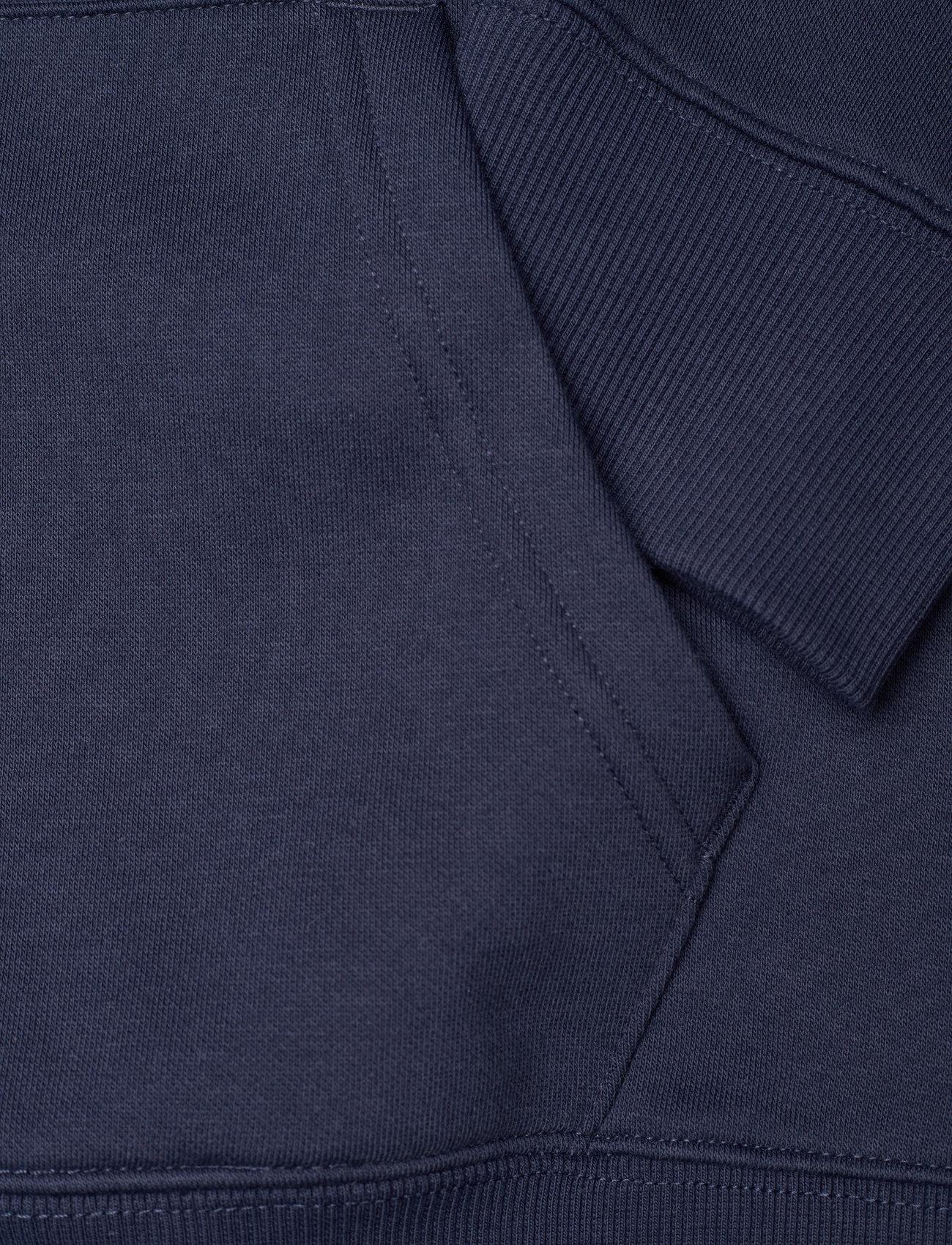 Tommy Jeans - TJM REGULAR FLEECE ZIP HOODIE - hoodies - twilight navy - 3