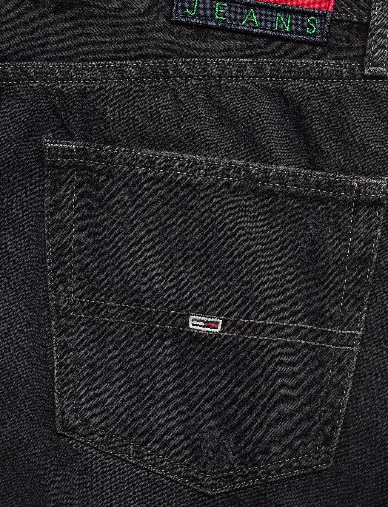 Tommy Jeans - ETHAN RLXD STRAIGHT SSPBBRSD - regular jeans - save sp bk bk rgd spr destr - 4