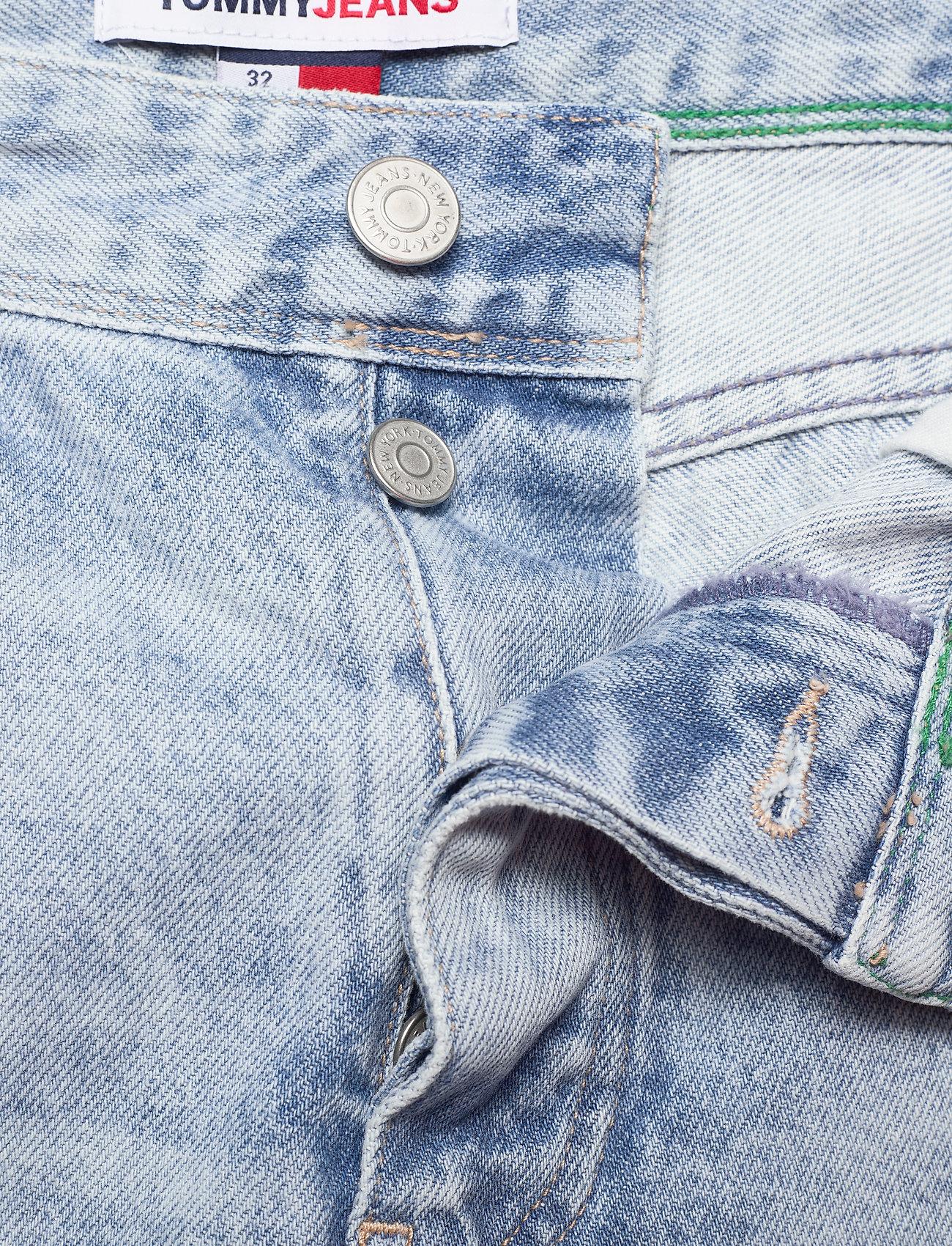 Tommy Jeans - ETHAN RLXD DENIM SHORT SSPLBRD - short en jean - save sp lb rgd destr - 3
