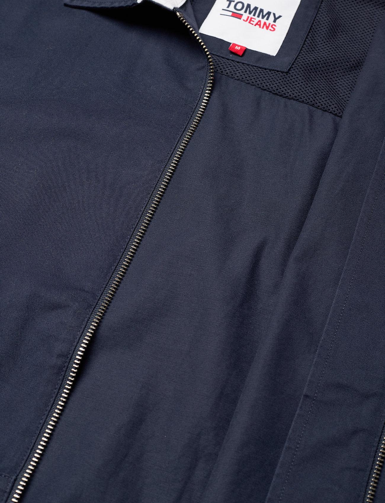 Tommy Jeans - TJM CASUAL COTTON JACKET - kurtki dżinsowe - twilight navy - 3