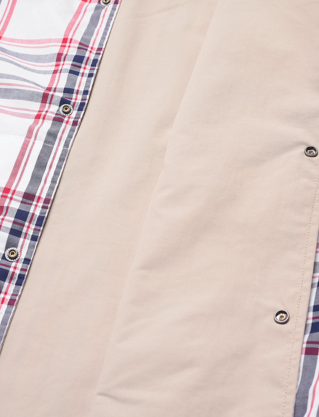 Tommy Jeans - TJM REVERSIBLE CHECK JKT - vestes légères - soft beige - 6