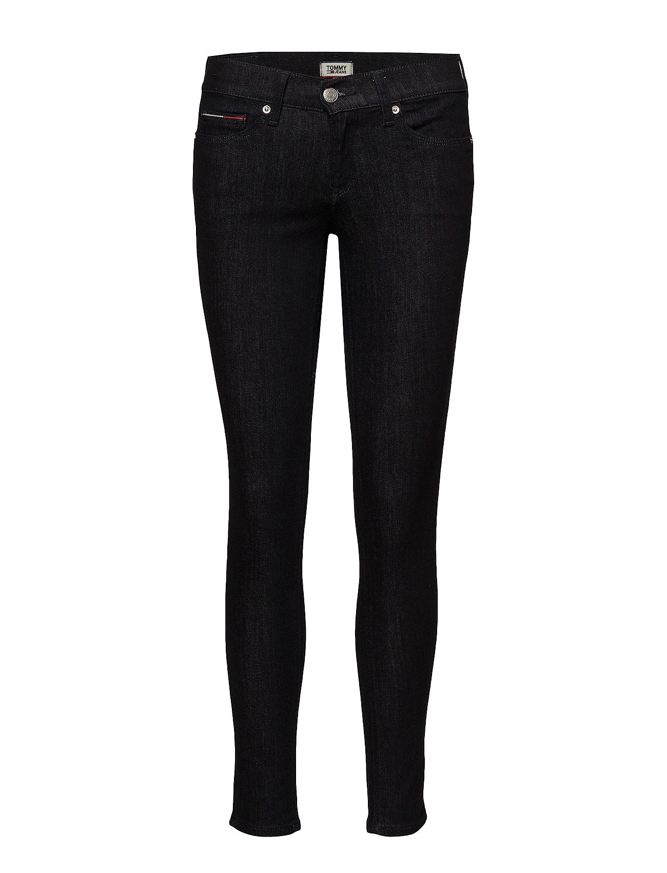 Tommy Jeans MID RISE SKINNY NORA - NEW RINSE STRETCH