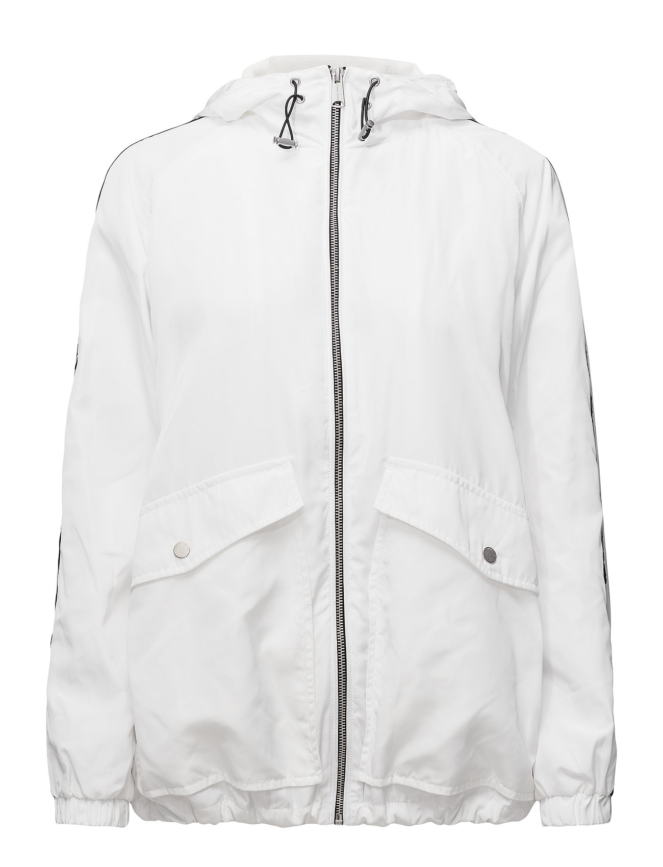 Tommy Jeans TJW ESSENTIAL WINDBR - BRIGHT WHITE