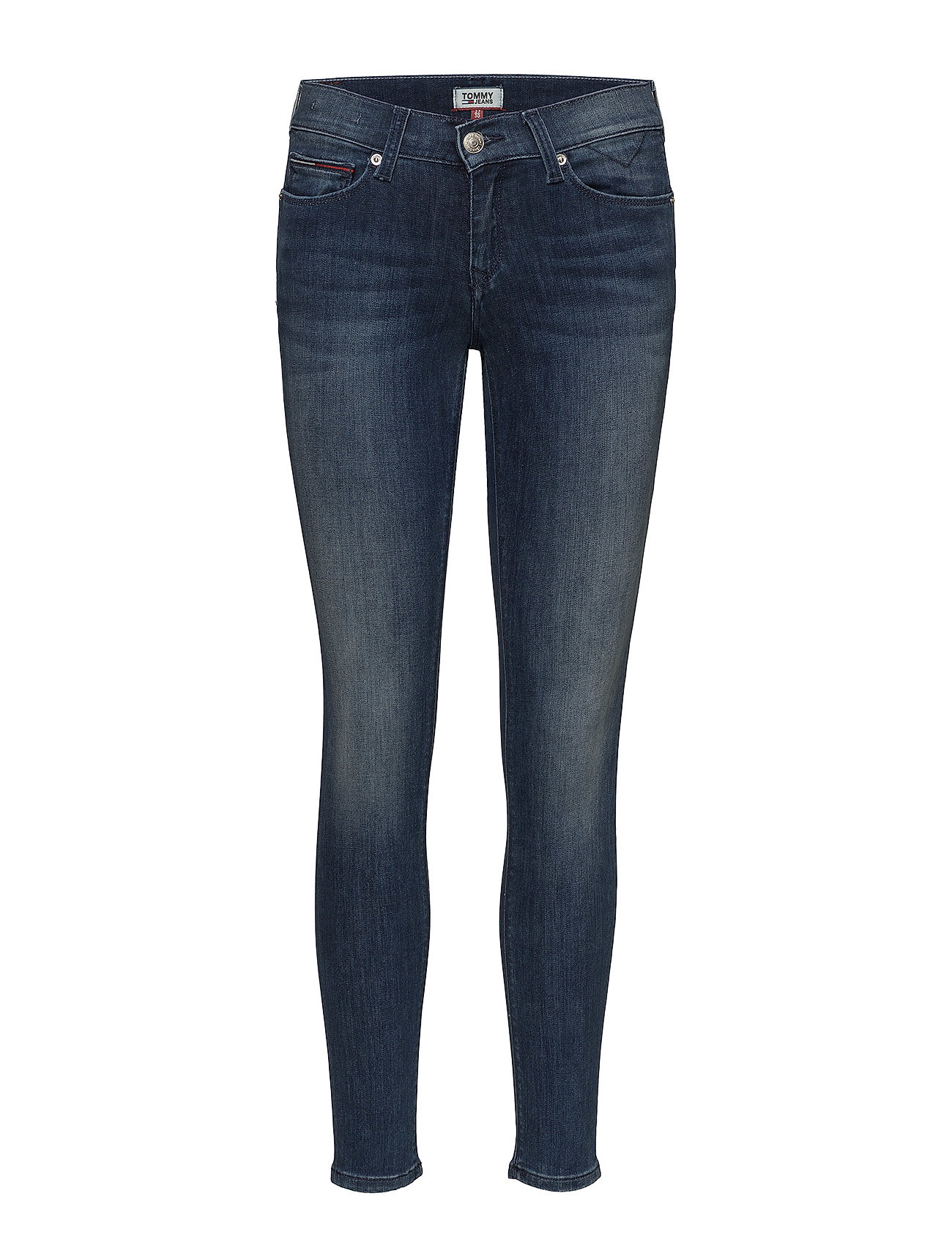 Tommy Jeans MID RISE SKINNY NORA - NICEVILLE MID STRETCH