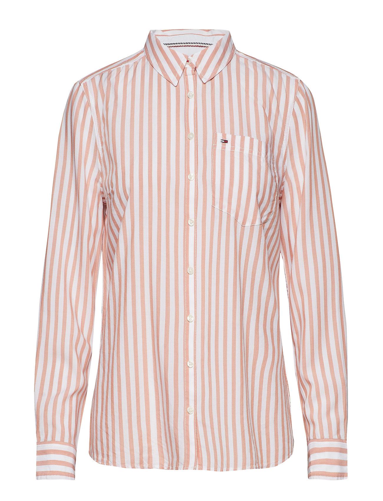 WhiteTommy Regular Stripe Jeans BakedClassic Tjw Shirtsun cJTlFK1