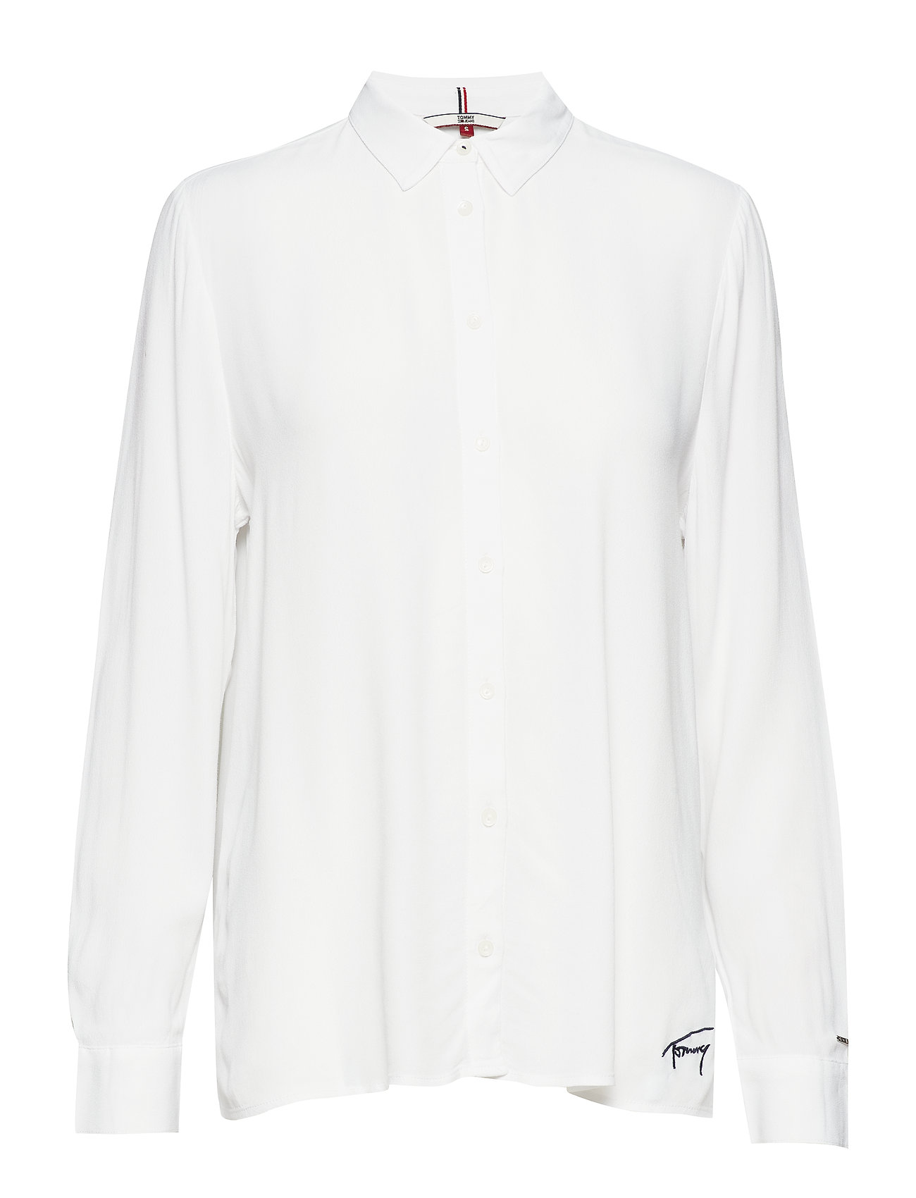 Tommy Jeans TJW ESSENTIAL FLUID, - CLASSIC WHITE