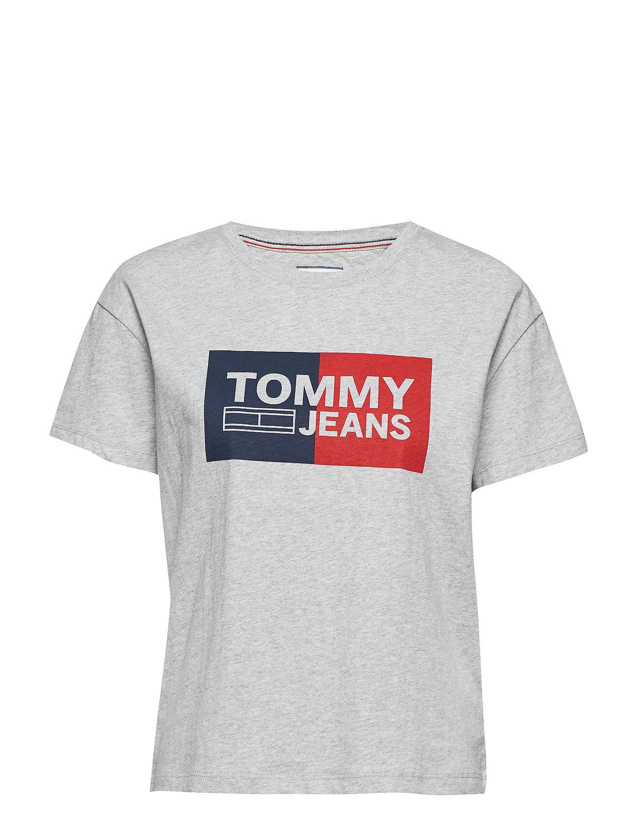 Tommy Jeans TJW BOX LOGO TEE, 00