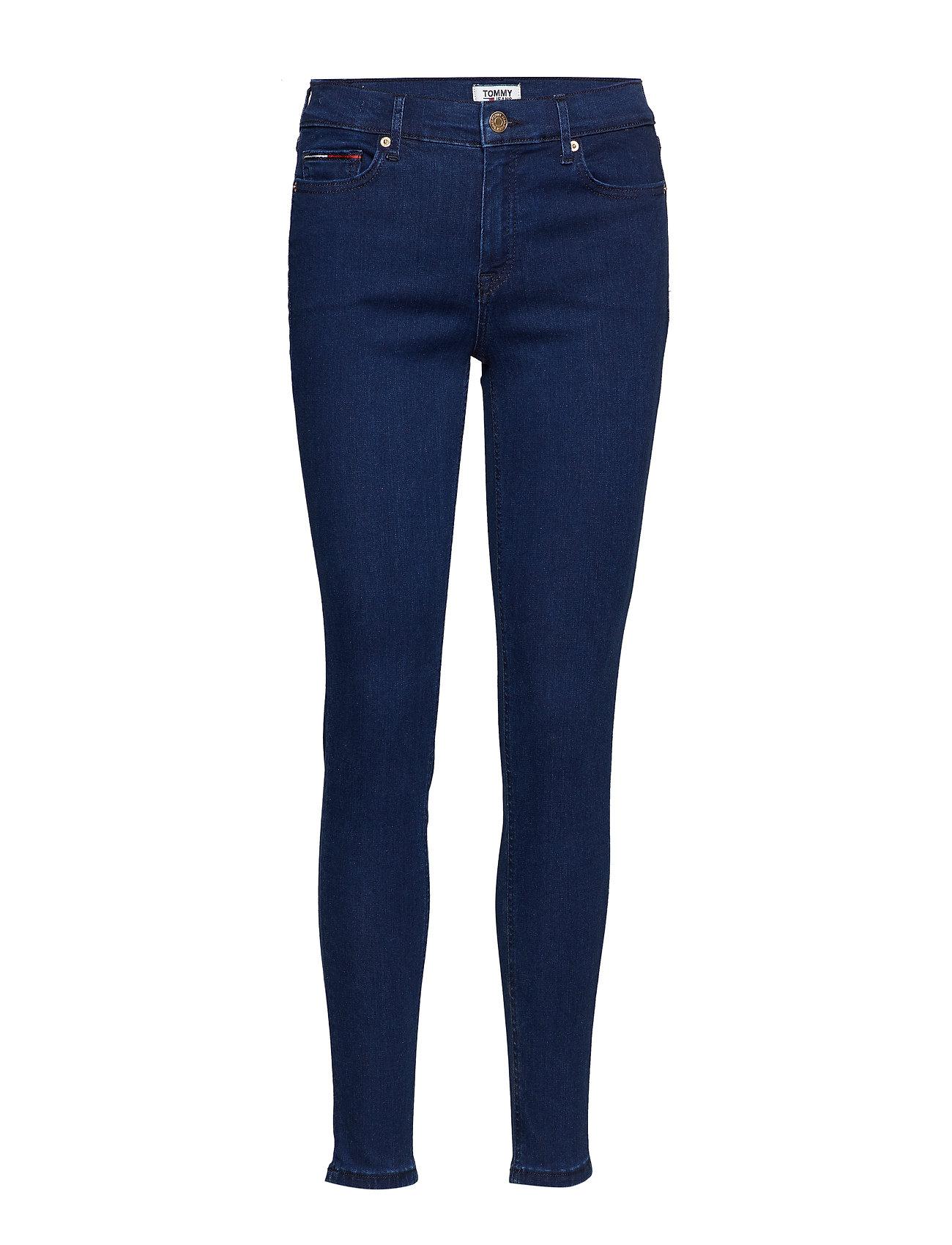 StrTommy Mid Skinny Dk Jeans Blue Rise Noraplush yvm8PN0nwO