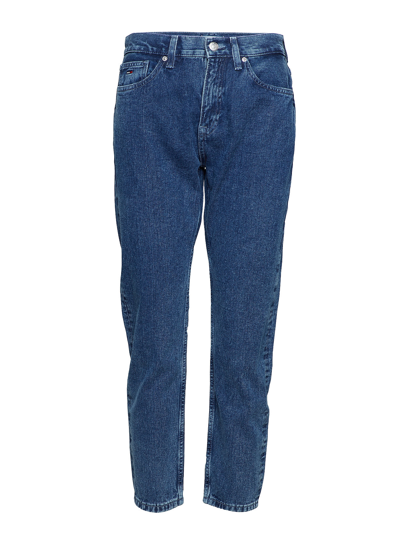Tommy Jeans HIGH RISE SLIM IZZY, - EIGHTIES MID BL RIG