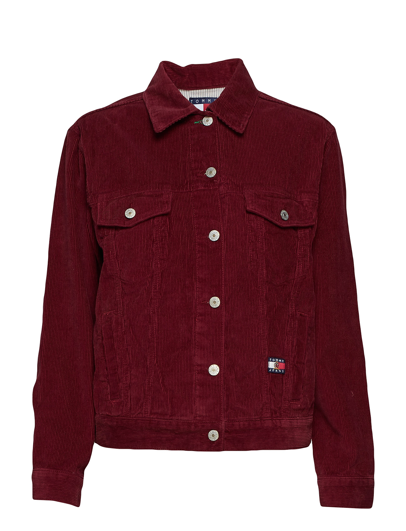 Tommy Jeans TJW CORDUROY CREST T